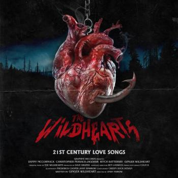 THE WILDHEARTS - 21st Century Love Songs (September 03, 2021)