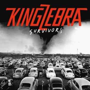 KING ZEBRA - Survivors (September 17, 2021)