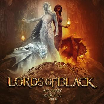 LORDS OF BLACK - Alchemy Of Souls, Part II (October 15, 2021)