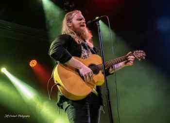 Matt Going All Acoustic (Photo By Jeff Arnhart Photography)