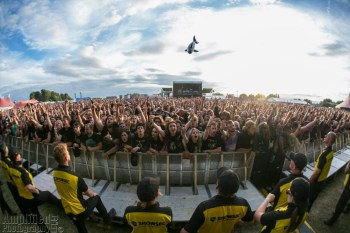 Bloodstock By Day Photo By Amplified Gig Photography