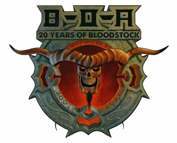 Bloodstock 20 years old