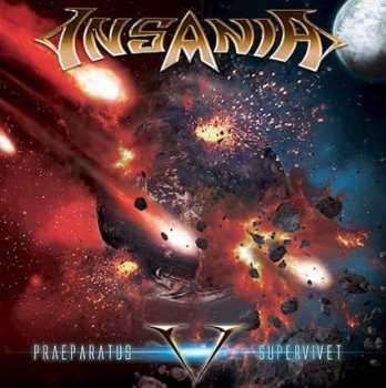INSANIA - V (Praeparatus Supervivet) (November 12, 2021)