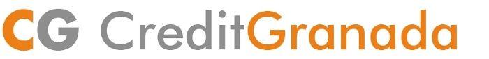 Logo CG CreditGranada. Soluciones Financieras e Inmobiliarias.