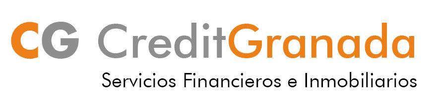 Logo CG CreditGranada Servicios Financieros e Inmobiliarios en Granada y Anadalucía