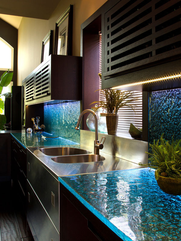 kitchen counters cabinet painting cost glass countertops cgd