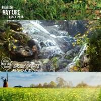 Download Blender Market - Realistic Nature Asset Pack V.1.1 Free