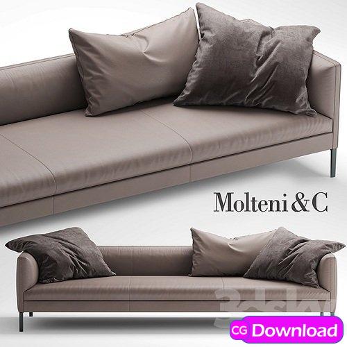 Download  Sofa molteni SOFA PAUL 02 Free