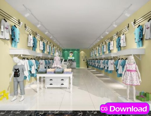 Download  Clothing Store 08 Free