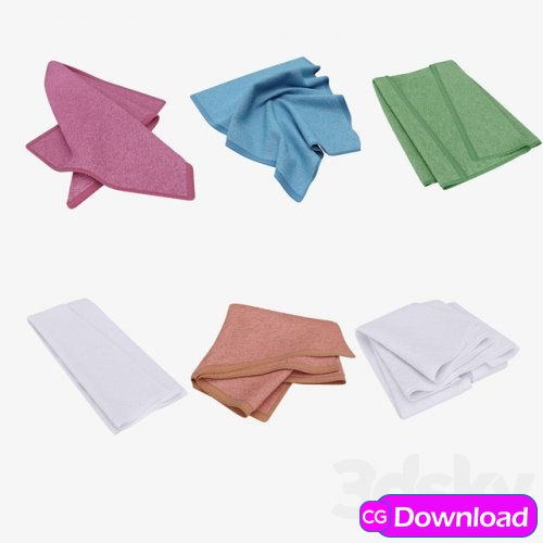 Download  Towel set Free