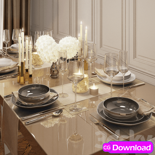 Download  Tableware by Kelly Hoppen Free