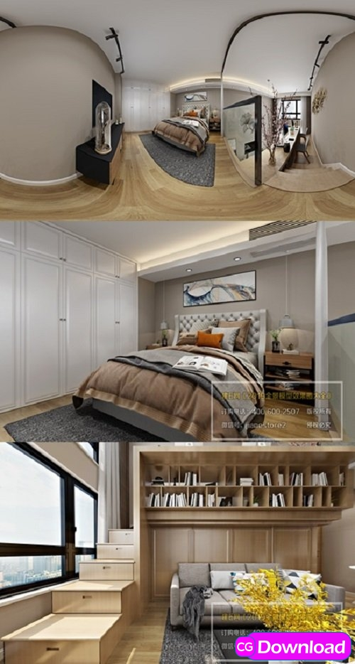 Download  360 Interior Design House Space 14 Free