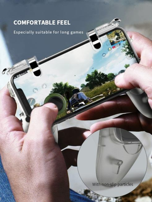 Integrated Handheld Mobile Game Controller 14