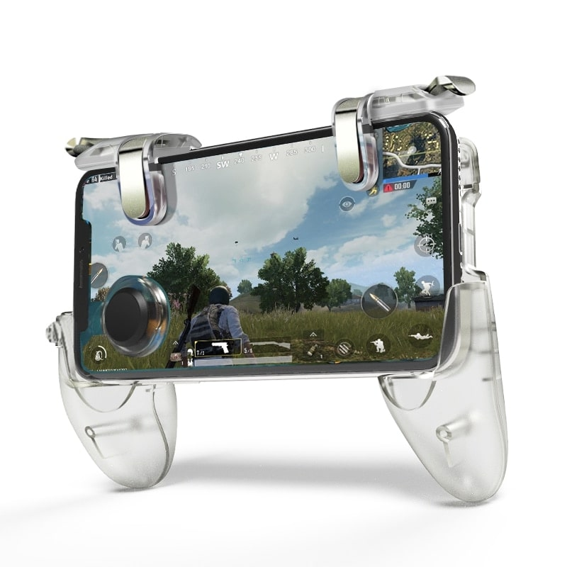 Integrated Handheld Mobile Game Controller 1