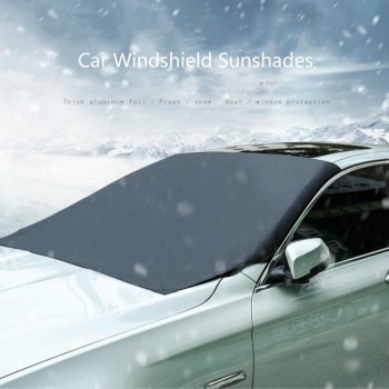 Windshield Snow Cover Sunshade Magnetic Universal 13
