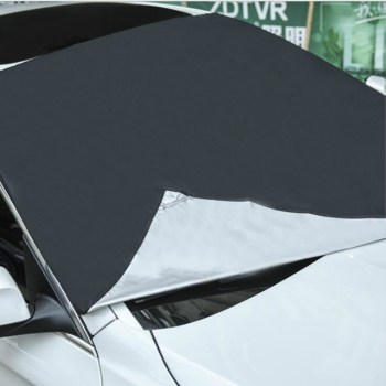 Windshield Snow Cover Sunshade Magnetic Universal 14