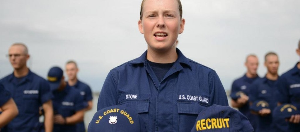 Coast Guard Official