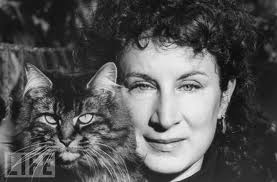 margaret-atwood-and-her-kitty