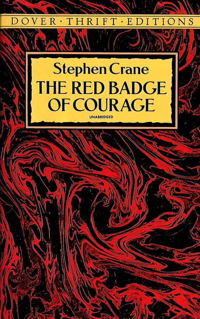 the red badge of courage by stephen crane cg fewston stephen crane