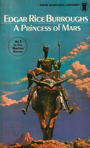 125th Post A Princess Of Mars 1917 By Edgar Rice Burroughs Cg