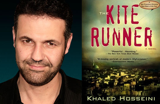 the kite runner by khaled hosseini the rape of a  khaled hosseini afghan american novelist