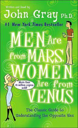 John gray mars and venus on a date