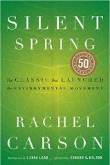 r carson silent spring cover