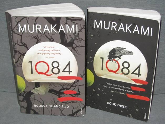 1q84 books