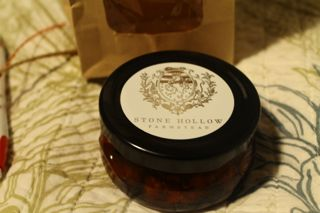 Stone Hollow Walnut preserves from The Pantry