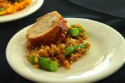 Hot & Hot Chicken Roulade