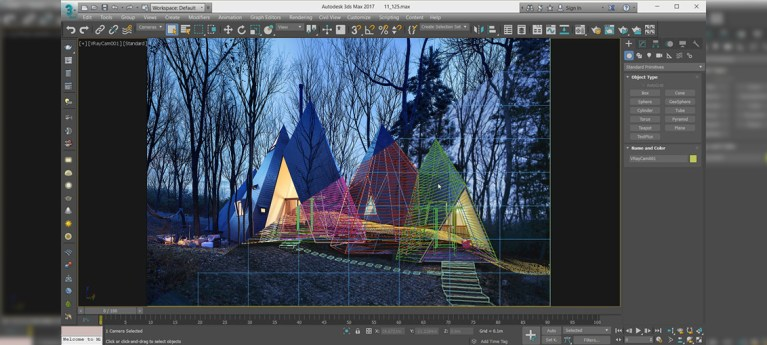 "Making of ""Nasu Tepee"""
