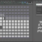Optimise your Maya UV layouts with NPK_UV_Layout 1.0