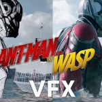 Ant-Man and the Wasp VFX