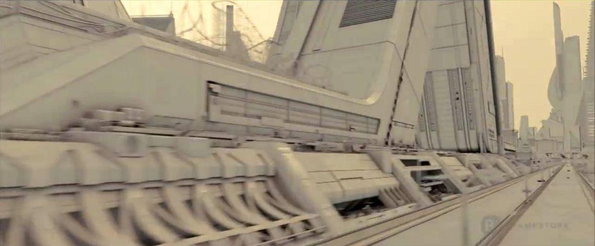 Blade Runner 2049 Visual Effects by Framestore