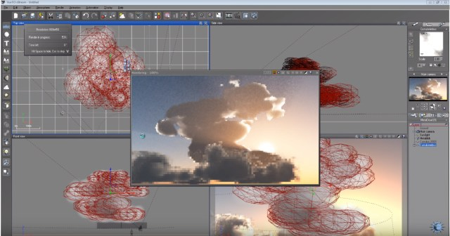 Cloud Zones and other Atmospheric settings – Vue Tutorials and Feature Videos