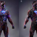 Creating Superhero Suits for Power Rangers