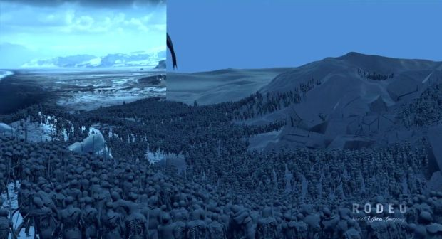 Game of Thrones Season 7 VFX Breakdown by Rodeo FX