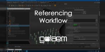 Golaem Referencing Workflow