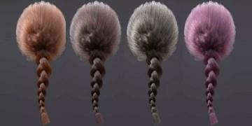 Hair Shader in Arnold for Maya