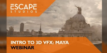 Intro to 3D VFX: Maya
