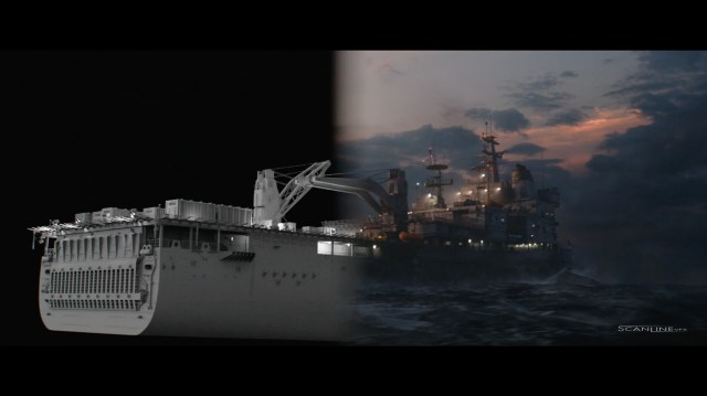 JURASSIC WORLD – FALLEN KINGDOM VFX BREAKDOWN BY SCANLINE VFX