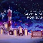 Making of Save A Glass For Santa