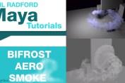 Maya Aero Smoke Tutorial