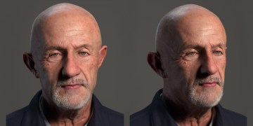 Mike Ehrmantraut by Abdelrahman Kubisi
