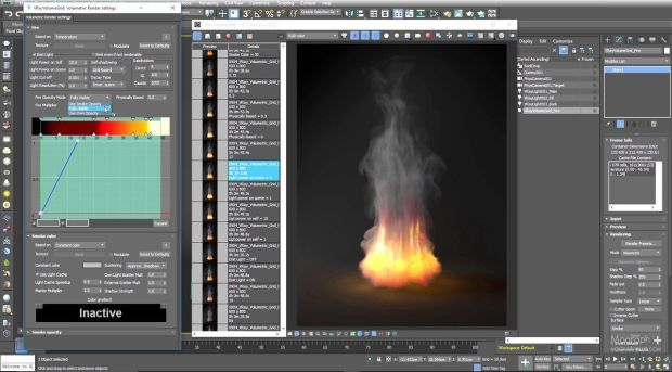 Rendering Realistic Explosion and Smoke in V-Ray for 3ds Max