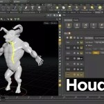 Rigging and Muscles in Houdini