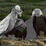 Rock, Flag, and Eagle VFX Breakdown