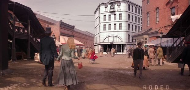 The Greatest Showman VFX Breakdown
