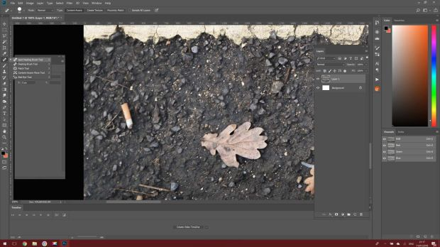 The Secret of Realistic Textures in Photoshop