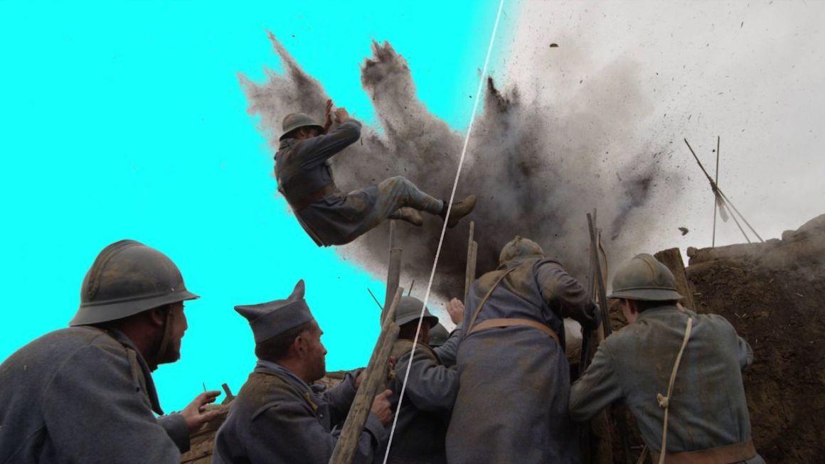Bottle Next – The Running Herd VFX Breakdown